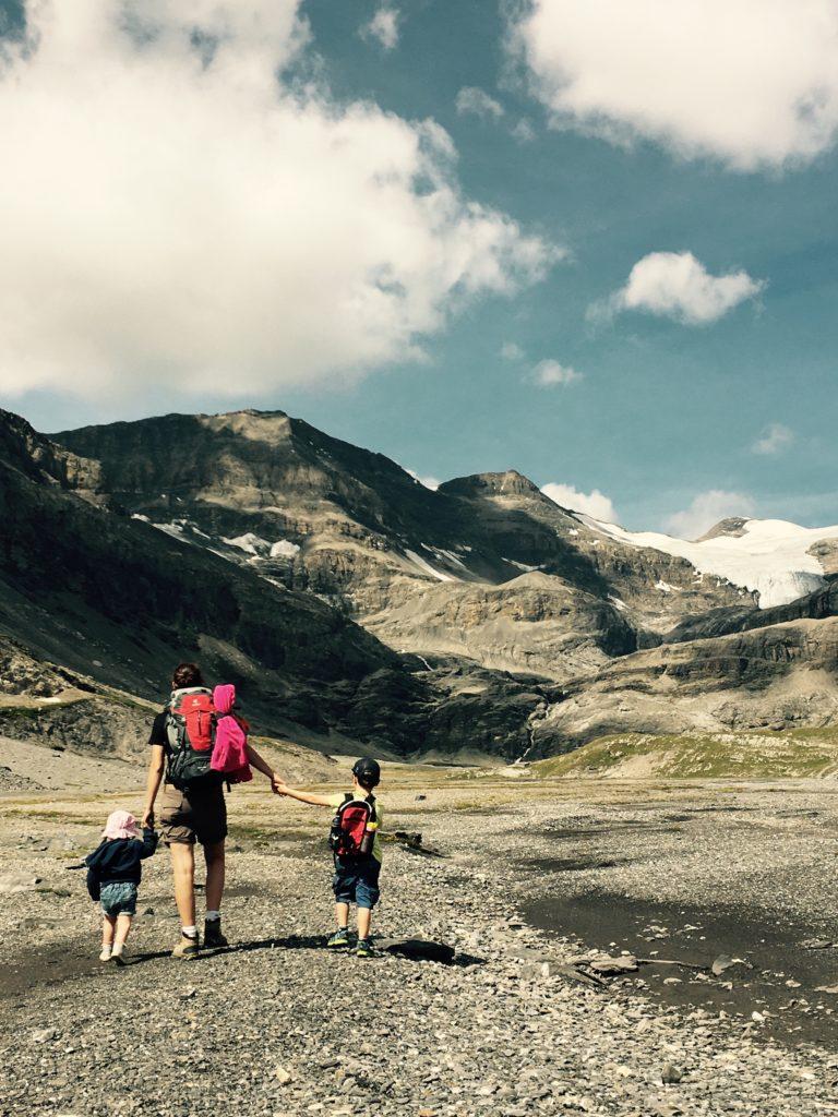 Wandern mit den bummelkindern
