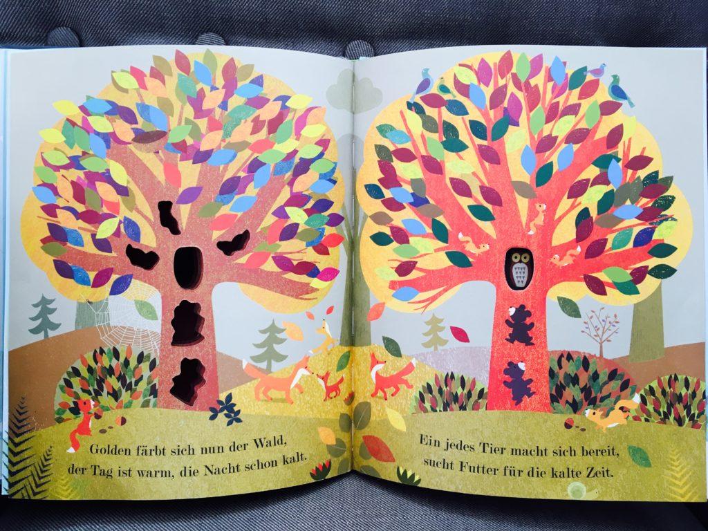 Die bummelkinder und der Baum der Jahreszeiten